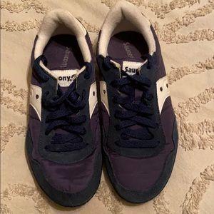 Saucony Women's low-pro sneakers